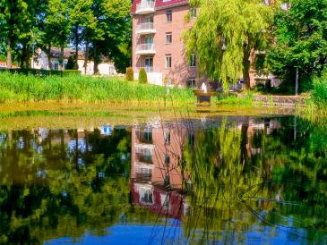 Ferienwohnung Villa am Schwanenteich, Whg. 0.4