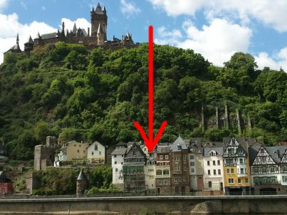 Mosel view Cochem