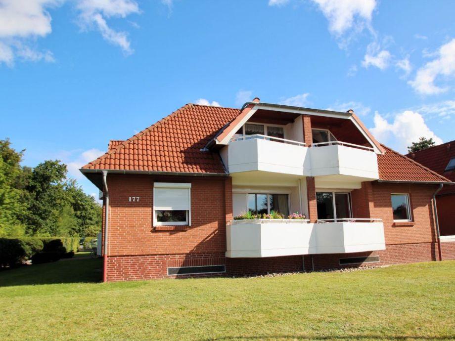 Ferienwohnung Haus Land und Meer LM08 Cuxhaven