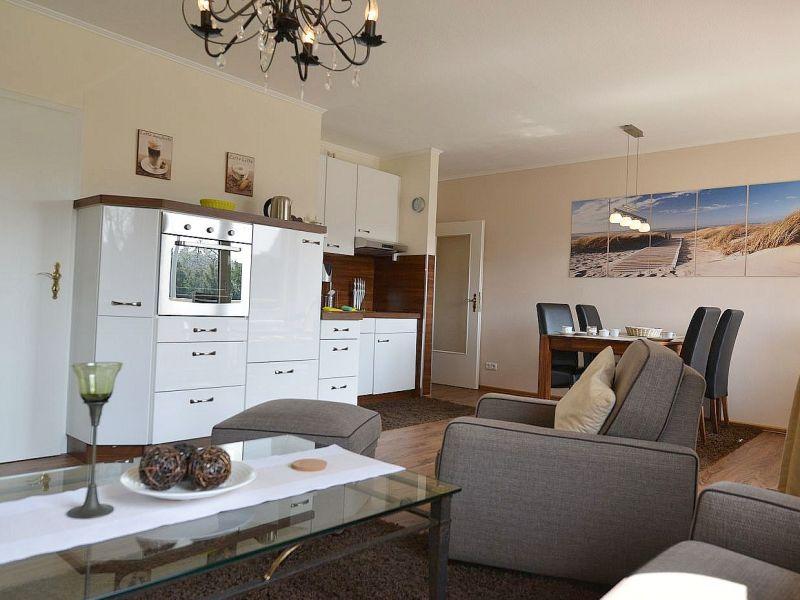 Ferienwohnung Haus Land und Meer LM08
