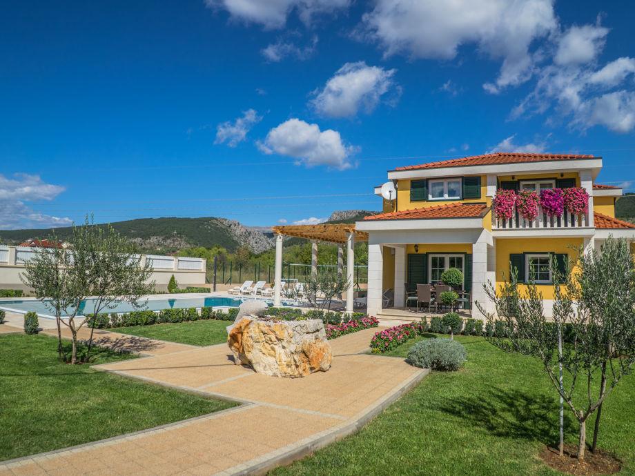Außenaufnahme Relax pool villa