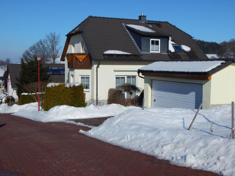 Ferienwohnung im Haus Bergblick