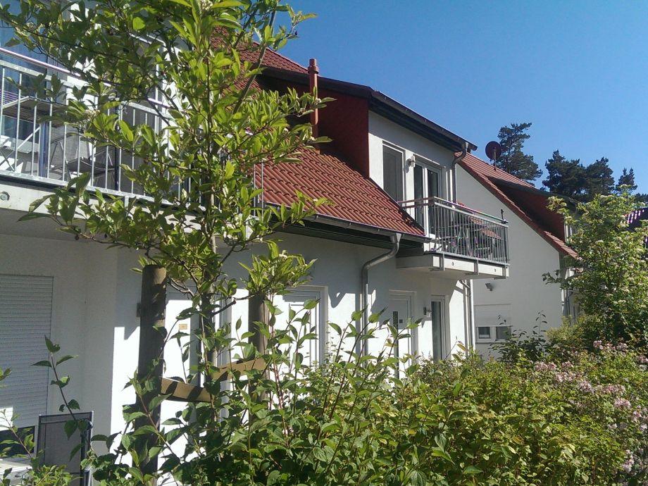 Alter Schulgarten: Urlaub im Seebad Loddin