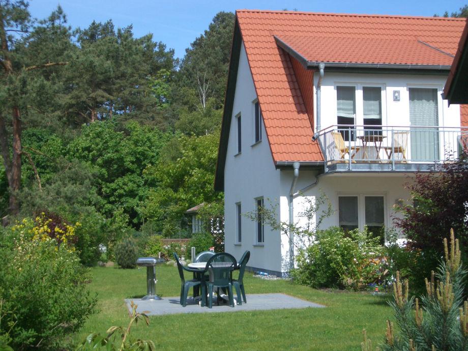 Garten und Grillplatz: Haus am Garten