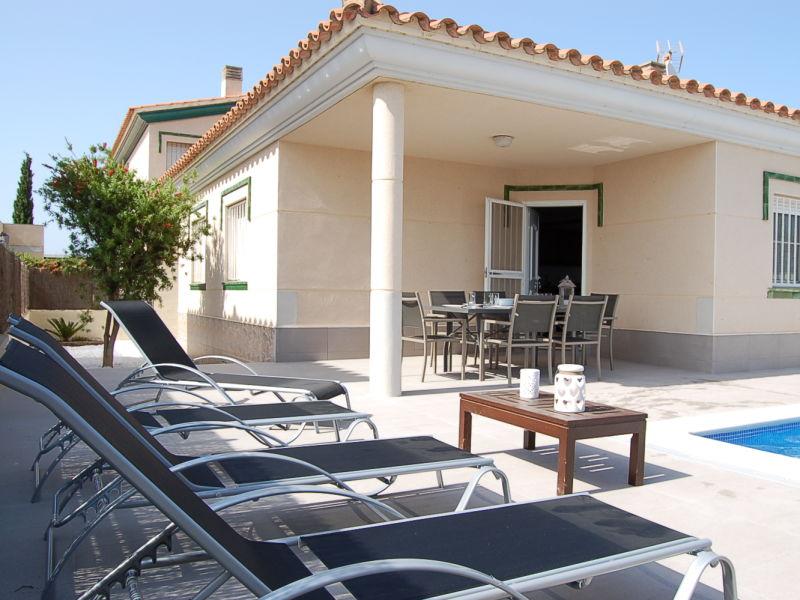 Modernes Ferienhaus Casa Sonja mit Privatpool
