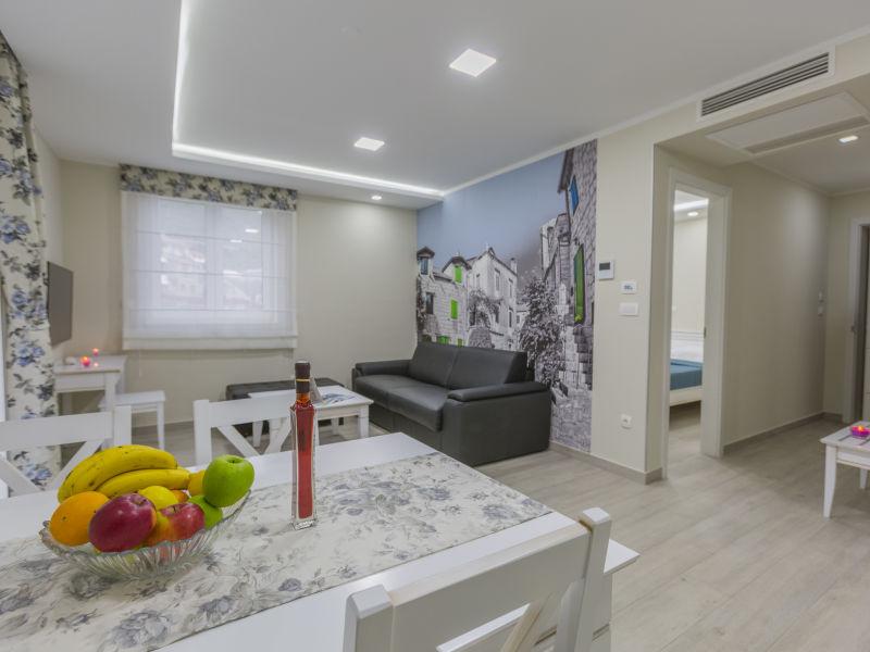 Ferienwohnung Villa Rita - Apartment 2+2 (Nordseite)