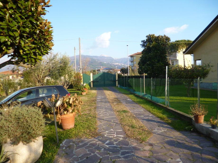 Außenaufnahme Villa Albano 2