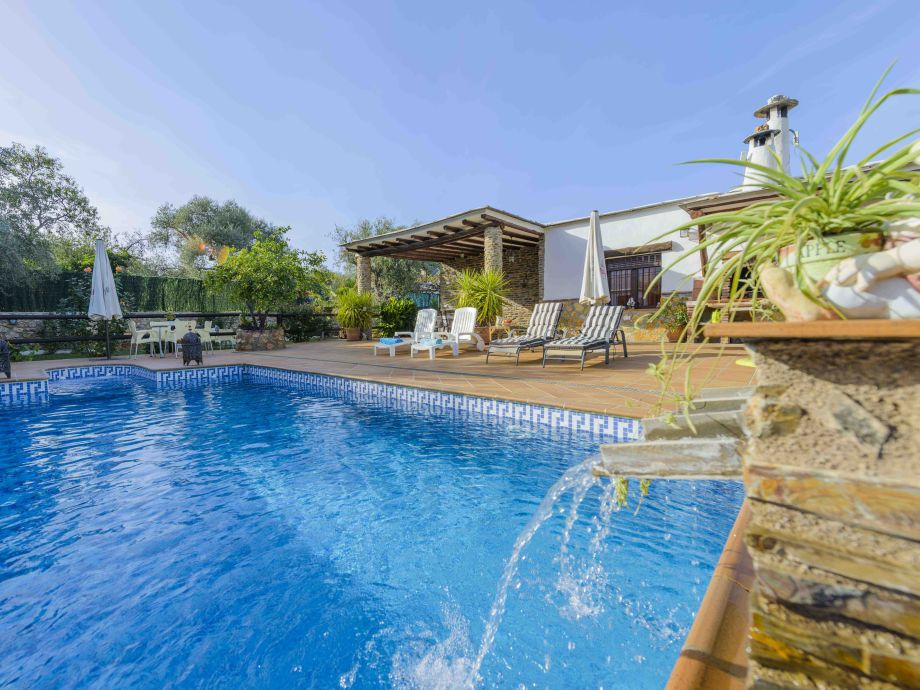 Villa Green Orgiva with swimming pool