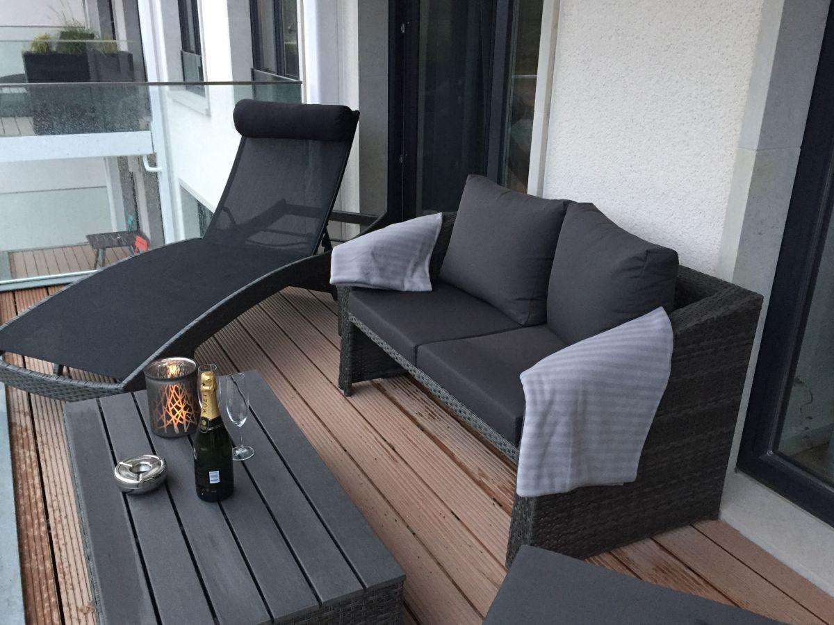 apartment 9 in d ne 7 auf wolke 7 r gen binz frau. Black Bedroom Furniture Sets. Home Design Ideas