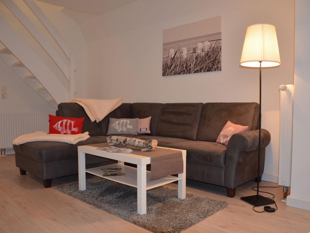 Ferienhaus carla 39 s 2 heimat cuxhaven umgebung for Wohnzimmer queen