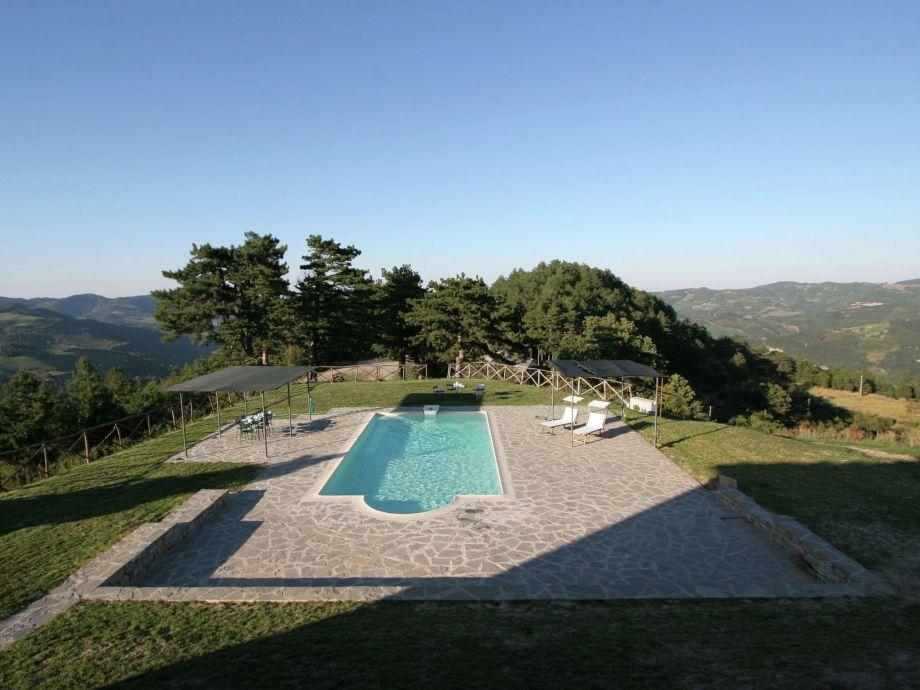 Außenaufnahme La Collina Grande Inferiore