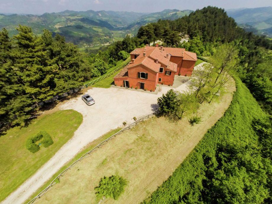 Außenaufnahme La Collina Grande Superiore