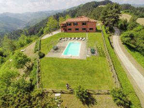 Villa La Collina Grande Completa