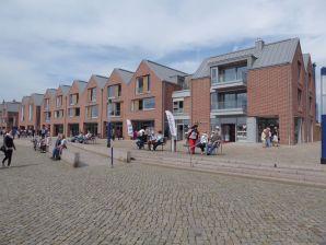 """Ferienwohnung """"Hafenblick"""" im Lotsenhus"""
