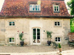 Ferienhaus ehem.Wagnerei in Schlossanlage