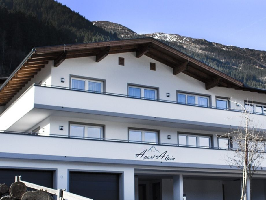Außenaufnahme Apart Alpin