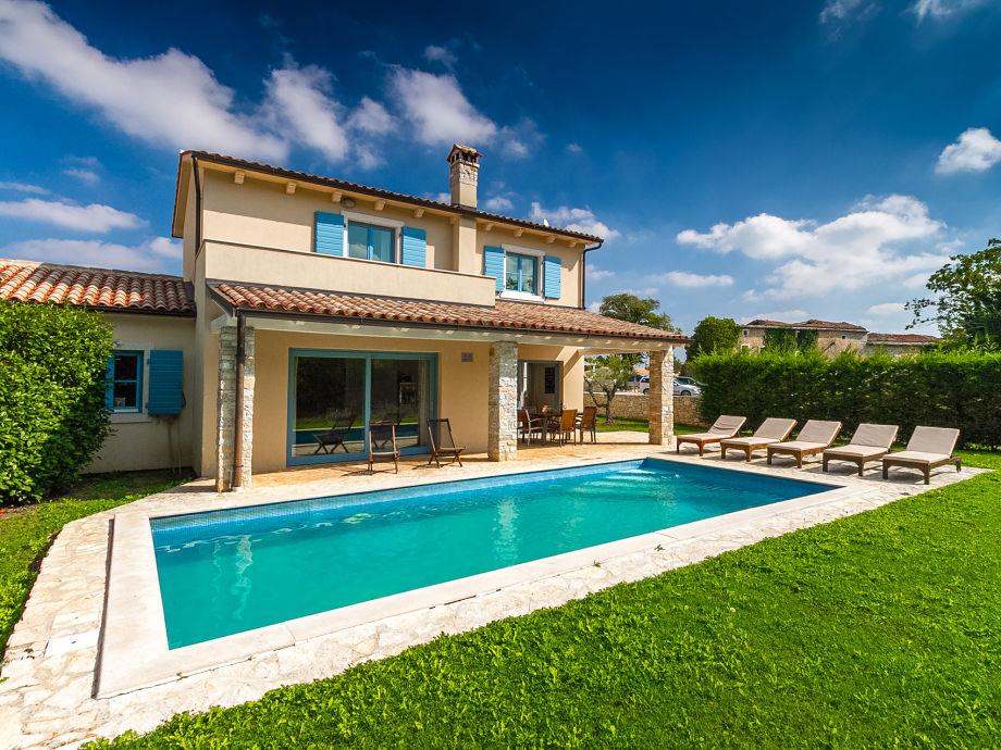 Außenaufnahme Villa Octava
