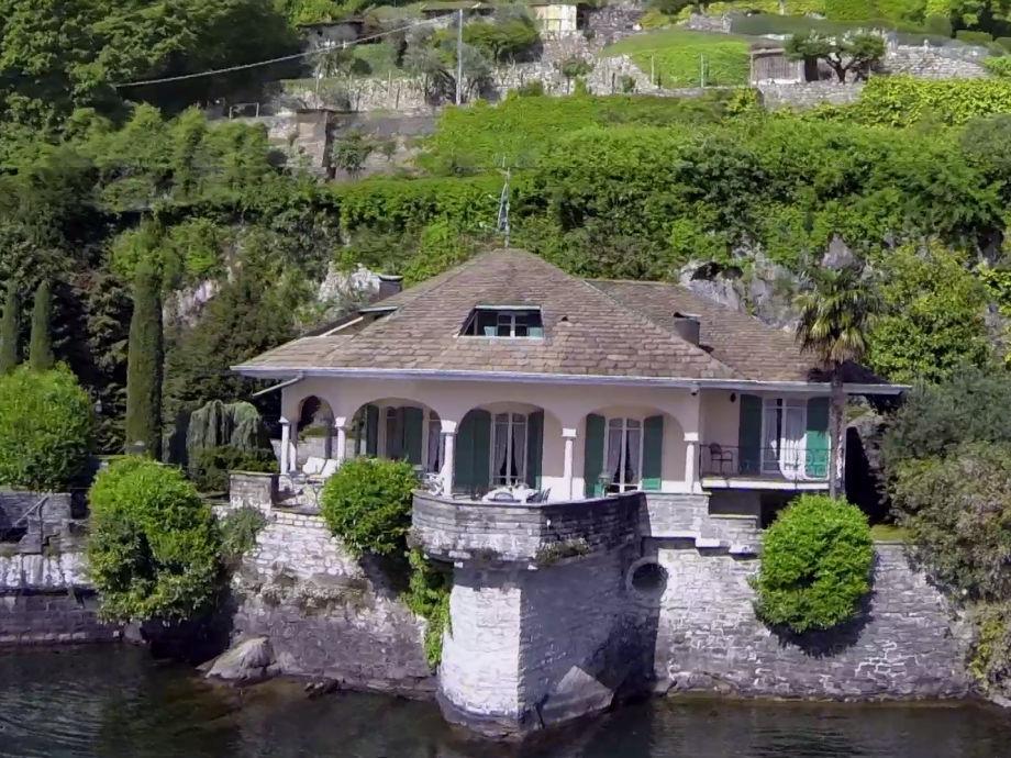 Außenaufnahme Villa la Ruga