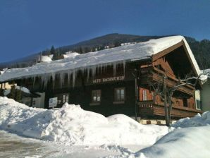 Holiday apartment Apartment Gretl, Chalet Alte Bachmuhle,