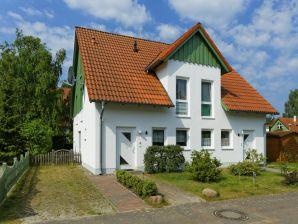 Ferienhaus Doppelhaus im Weidenweg 06 in Karlshagen