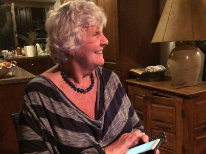 Your host Marjolein Mees