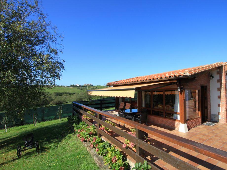 Außenaufnahme Casa La Gerruca