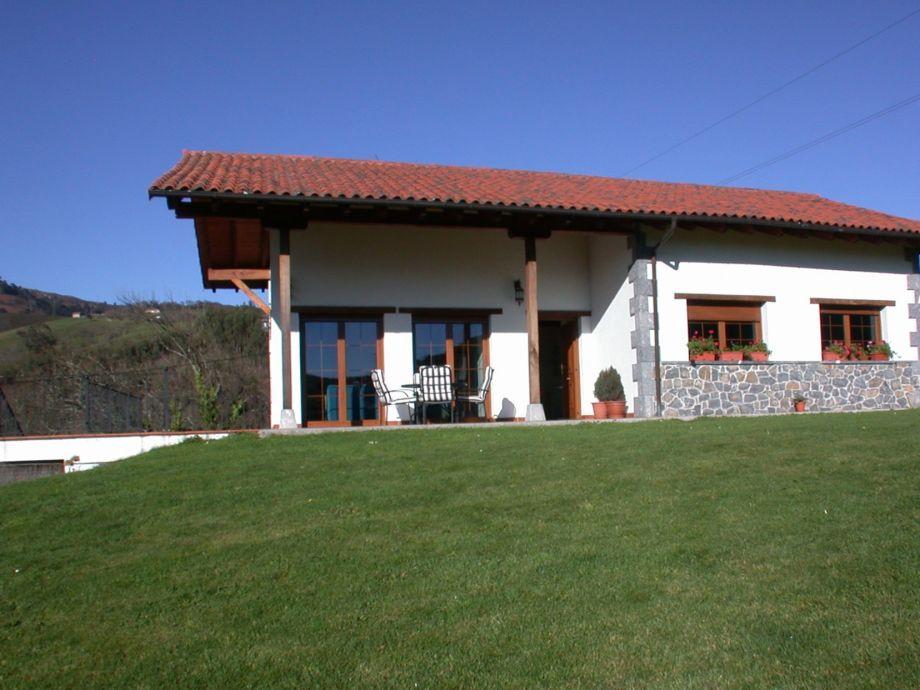 Außenaufnahme Casa Eloy