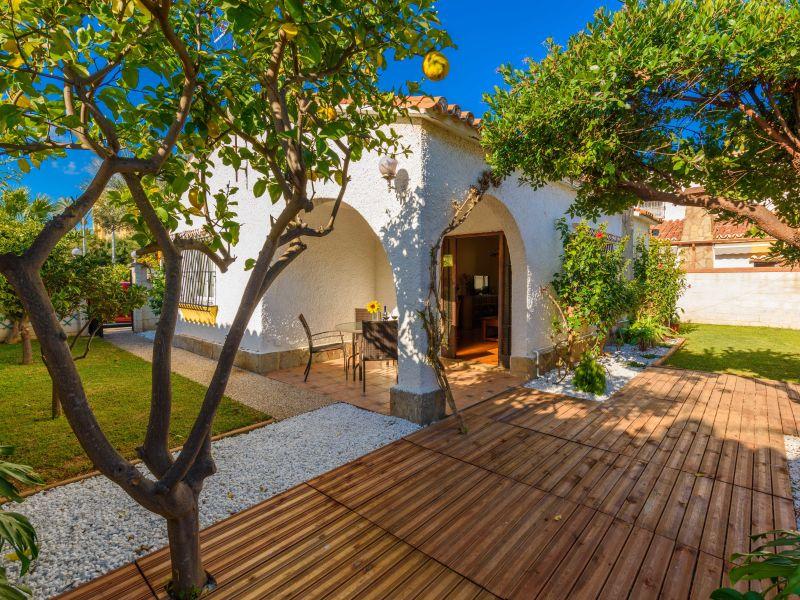 Ferienhaus 11 km von Malaga entfernt