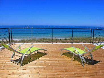 Ferienhaus Villa de la plage