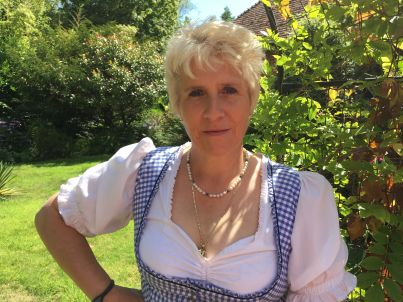 Ihr Gastgeber Brigitte Schobert