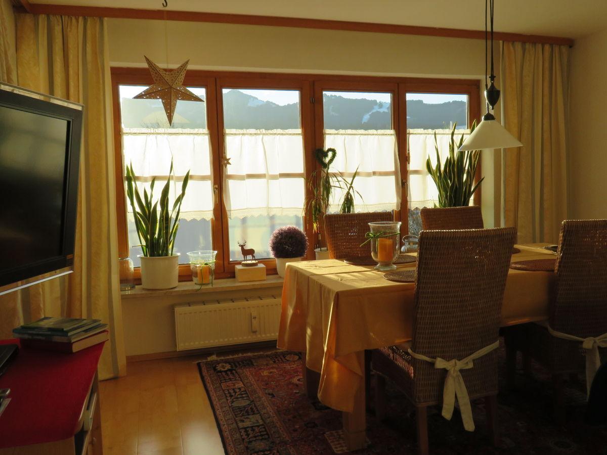 Ferienwohnung alpencharme allg u familie brigitte und siegbert koch - Wohnzimmer koch ...