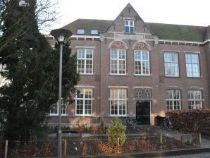 Apartment De Oude HBS / Penthouse / Geschiedenis