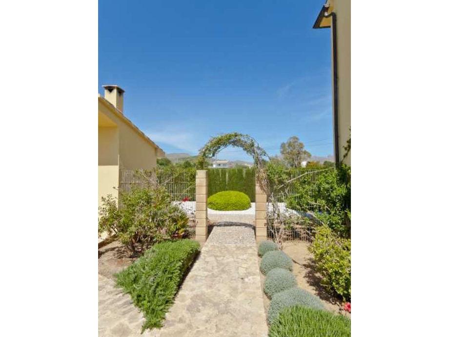 Außenaufnahme Villa Figuera