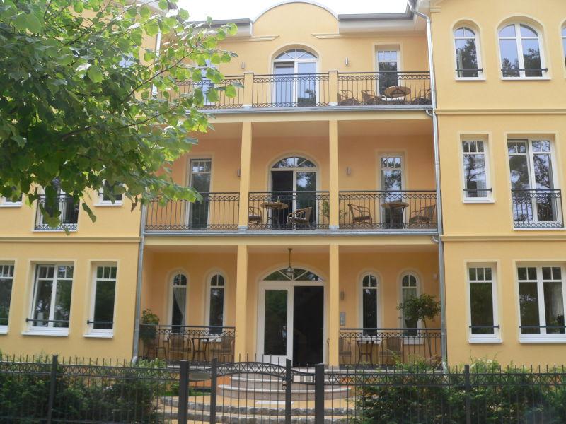 Apartment Wiek, Villa Lebensart GbR