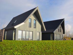 Nagelneues Ferienhaus am Lauwersmeer