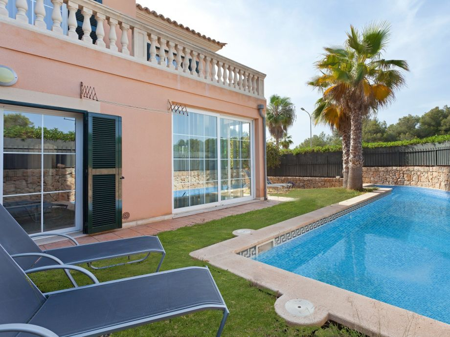Villa Ocells with swimming pool
