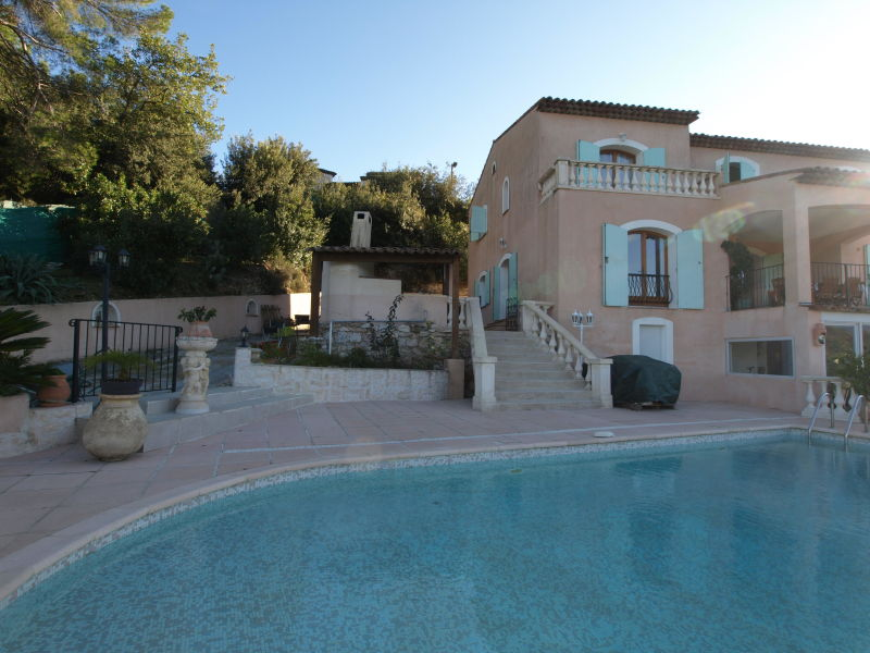 Poolvilla Les Cigales Saint Paul de Vence