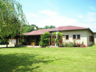 Maison de vacances - LANNEPAX