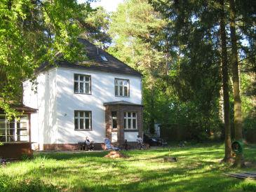 Villa am See mit Bullerbü-Flair