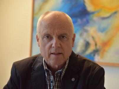 Ihr Gastgeber Klaus Haug