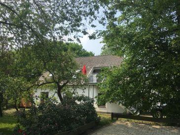 Ferienwohnung Dachgeschoss im Ferienhaus Seeland