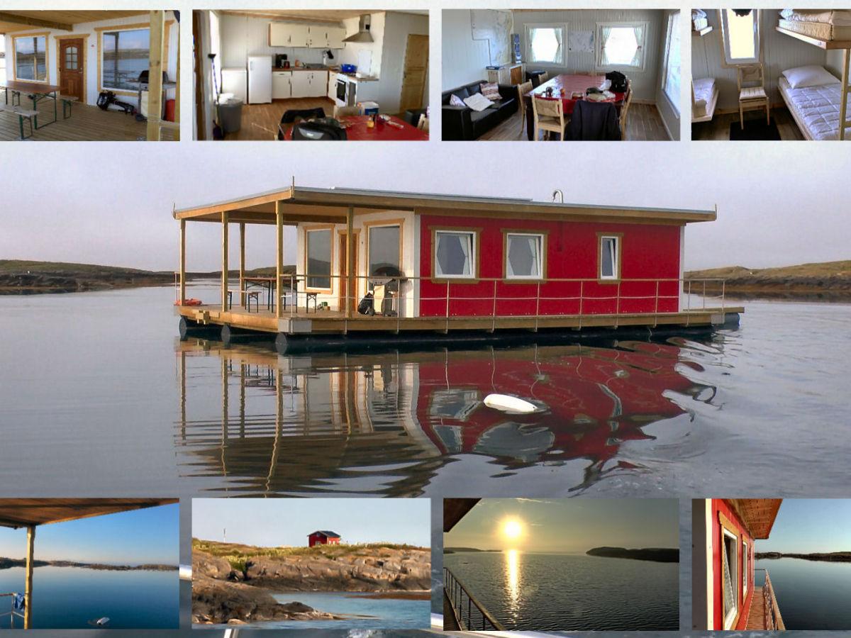 schwimmendes ferienhaus terrak am bindalsfjord frau. Black Bedroom Furniture Sets. Home Design Ideas