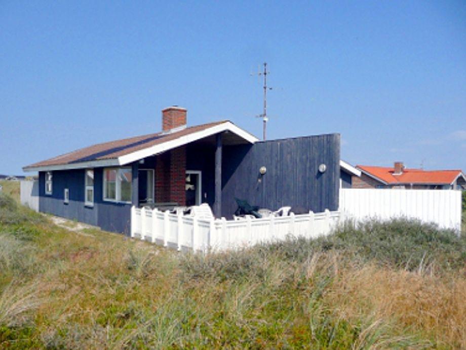 Außenansicht Hus Baunebjerg