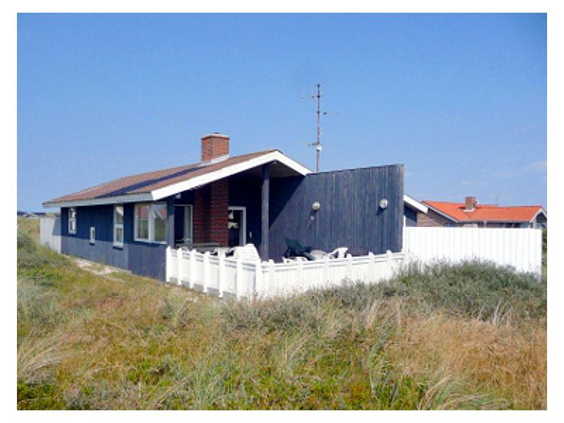 Ferienhaus Hus Baunebjerg (D412)