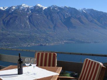 Ferienwohnung mit Panoramablick