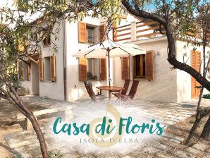 Ferienhaus Casa di Floris - Ein Haus am Meer
