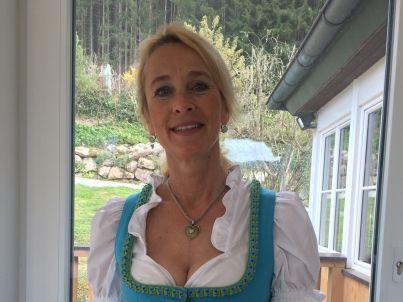 Your host Alexandra Albers