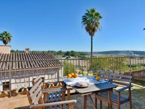 Ferienhaus 34 Mallorca Stadthaus mit Terrasse