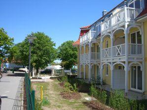 Ferienwohnung Apartmentresidenz Ostseestrand