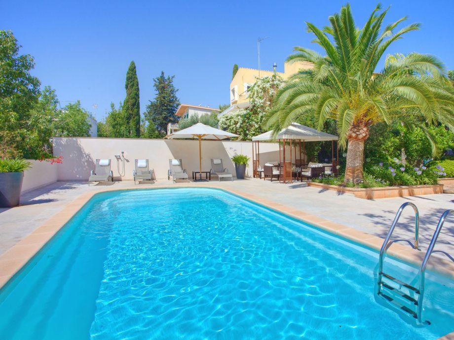 Modernes Apartment Olivas mit großem Pool